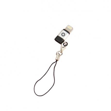 muvit adaptador MicroUSB a Apple Lightning MFI