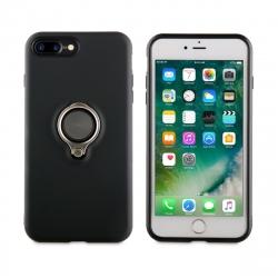 muvit carcasa ring magnetica Apple iPhone 8 Plus/7 Plus negra