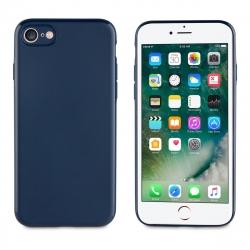 muvit carcasa magnetica Apple iPhone SE/8/7 ultra fina azul