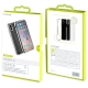 muvit funda Cristal Soft 360 Apple iPhone Xs/X transparente