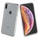 muvit funda Cristal Soft 360 Apple iPhone XS Max transparente