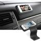 muvit soporte coche universal alfombrilla anti-deslizante negro