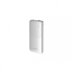 muvit power bank 10000 mAh USB 2 puertos 2A (max) blanca