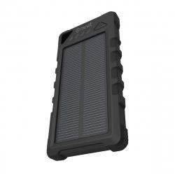 muvit power bank solar 16000 mAh 2 USB (2.4+1A) IP67 negra