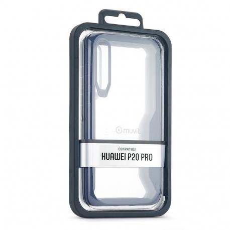 muvit funda Cristal Bump Huawei P20 Pro azul