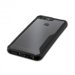 muvit funda Cristal Bump Huawei P Smart negra