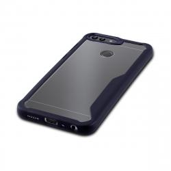 muvit funda Cristal Bump Huawei P Smart azul