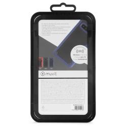 muvit funda Cristal Bump Samsung Galaxy S10 negra