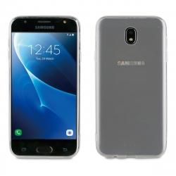 muvit funda Cristal Soft Samsung Galaxy J7 2017 transparente