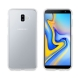 muvit funda Cristal Soft Samsung Galaxy J6 Plus transparente
