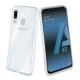 muvit funda Cristal Soft Samsung Galaxy A40 transparente