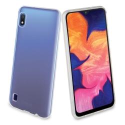 muvit funda Cristal Soft Samsung Galaxy A10 transparente