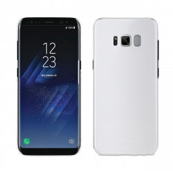 muvit carcasa Cristal Samsung Galaxy S8 transparente