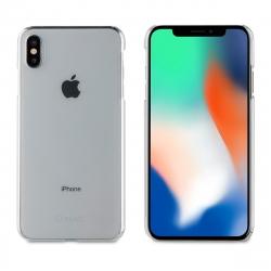 muvit carcasa Cristal Apple iPhone XS Max transparente