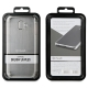 muvit carcasa Cristal Samsung Galaxy J6 Plus bordes Electoplating plateada