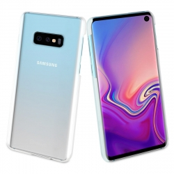 muvit carcasa Cristal Samsung Galaxy S10e transparente