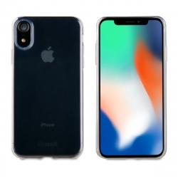 muvit funda Cristal Soft Apple iPhone XR ultra fina transparente
