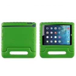 muvit funda Shockproof Apple iPad Air con soporte verde