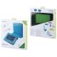muvit funda Shockproof Apple iPad Air con soporte verde