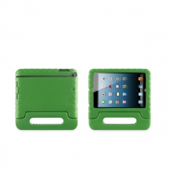 muvit funda Shockproof Apple iPad Mini2/Mini3 con soporte verde