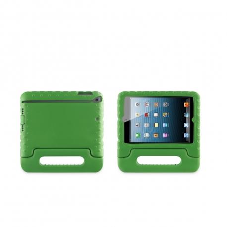 muvit funda Shockproof Apple iPad Mini2/Mini3 con soporte verde