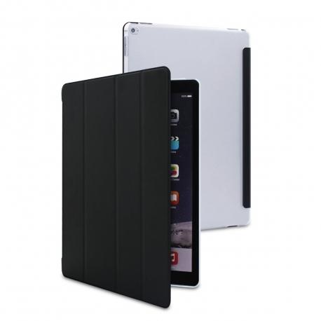 """muvit funda soporte Apple iPad Pro 12,9"""" 2015 smart On/Off negra"""