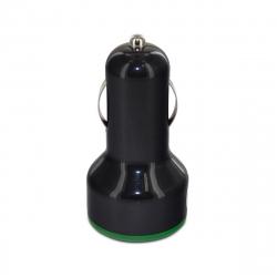 muvit cargador coche USB 2A QC 2.0 Qualcomm Quick Charge negro