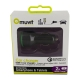 muvit cargador coche USB 2A QC 2.0 Qualcomm Quick Charge negro