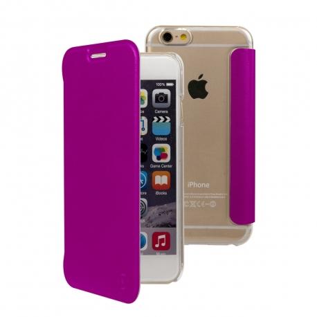 muvit funda Folio Apple iPhone 8/7/6S/6 fucsia