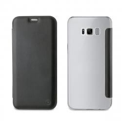 muvit funda Folio Samsung Galaxy S8 Plus negra