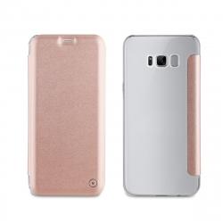 muvit funda Folio Samsung Galaxy S8 oro rosa