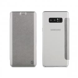 muvit funda Folio Samsung Galaxy Note 8 plata