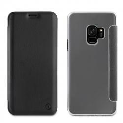 muvit funda Folio Samsung Galaxy S9 negra