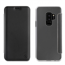 muvit funda Folio Samsung Galaxy S9 Plus negra