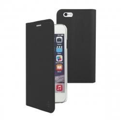 muvit funda Folio Apple iphone 8 Plus/7 Plus función soporte +  tarjetero negra