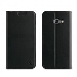 muvit funda Folio Samsung Galaxy A5 2017 función soporte + tarjetero negra