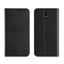 muvit funda Folio Samsung Galaxy J7 2017 función soporte + tarjetero negra