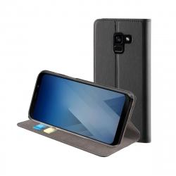 muvit funda Folio Samsung Galaxy A8 2018 función soporte negra