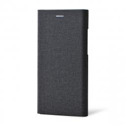 muvit funda Folio Xiaomi Mi Mix 2 función soporte + tarjetero gris fabric