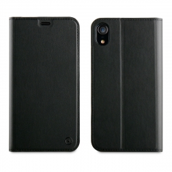 muvit funda Folio Apple iPhone XR función soporte negra