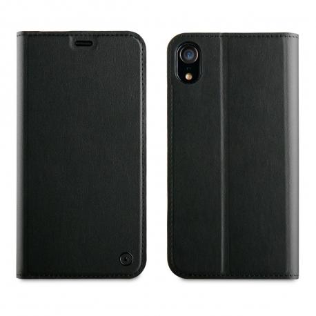 muvit funda Folio Apple iPhone XR función soporte negra