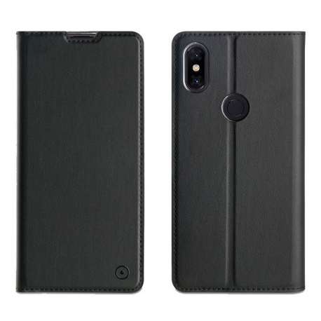 muvit funda Folio Xiaomi Mi Mix 3 función soporte + tarjetero negra