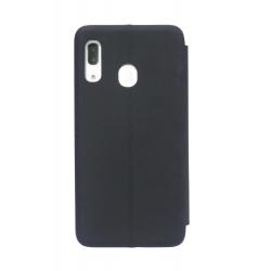 muvit funda Folio Samsung Galaxy A20e función soporte + tarjetero negra