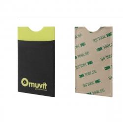 "muvit bolsillo Adhesivo para Smartphones hasta 6,2"""