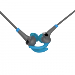 muvit auriculares estéreo M1S3.5mm azul