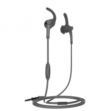 muvit auriculares estéreo M1S3.5mm negro