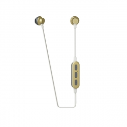 muvit auriculares estéreo Wireless M2B oro