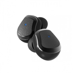 muvit auriculares estéreo True Wireless M3I negro