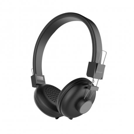 muvit cascos estéreo N1C 3,5mm negro