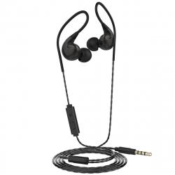 muvit auriculares estéreo sport jack 3.5mm M1S V2 negro